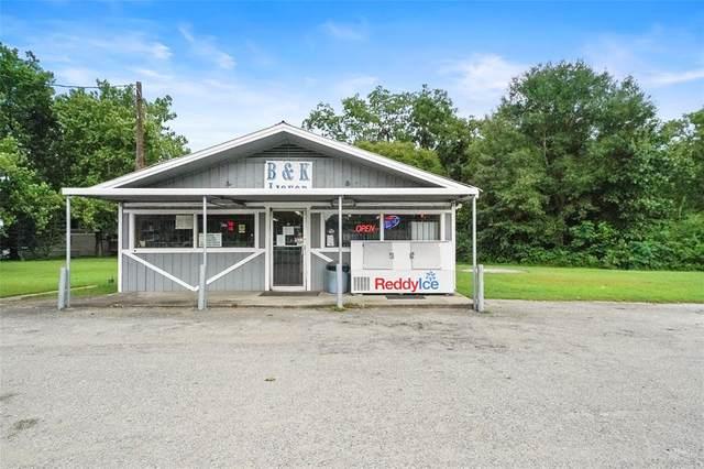 1021 N Byrd Avenue, Shepherd, TX 77371 (MLS #56603177) :: The Bly Team