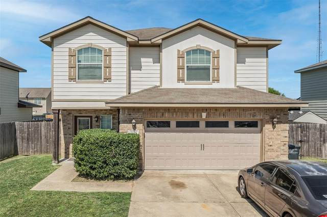 2715 Horse Haven Lane, College Station, TX 77845 (MLS #56605508) :: The Home Branch