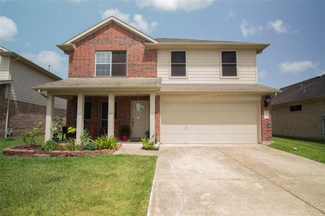 4027 Bentwood Circle, Dickinson, TX 77539 (MLS #56606236) :: The SOLD by George Team