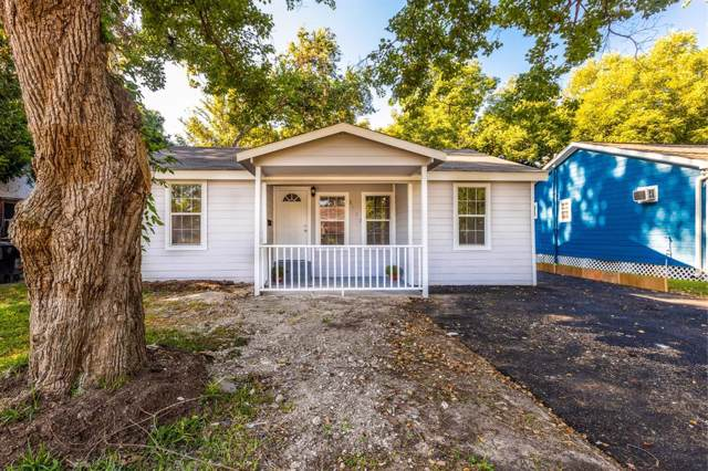2302 King Street, Houston, TX 77026 (MLS #56616115) :: The Jill Smith Team