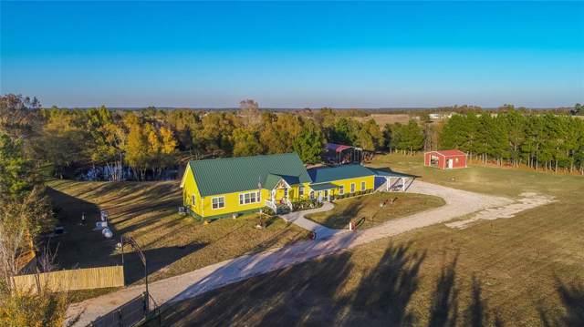 2 Birdwell Road, Bedias, TX 77831 (MLS #5663253) :: Texas Home Shop Realty