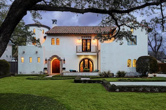 5414 Pine Street, Bellaire, TX 77401 (MLS #5663631) :: Fanticular Real Estate, LLC