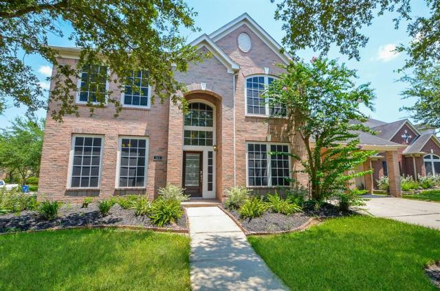 514 Pearlstone Court, Richmond, TX 77406 (MLS #56670684) :: The Heyl Group at Keller Williams