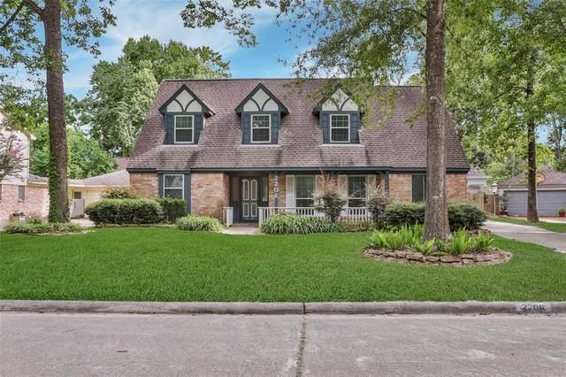 2206 Lakeville Drive, Houston, TX 77339 (#56684429) :: ORO Realty