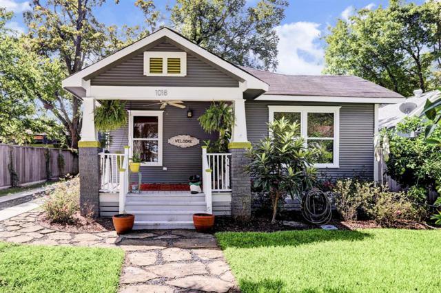 1018 E 25th Street Street, Houston, TX 77009 (MLS #56691177) :: The Heyl Group at Keller Williams