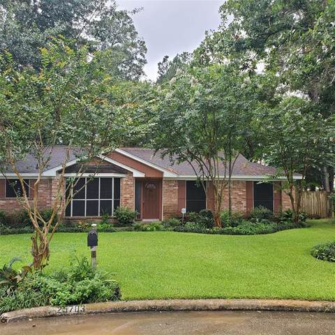 25703 Long Hill Lane, Spring, TX 77373 (MLS #5669323) :: All Cities USA Realty