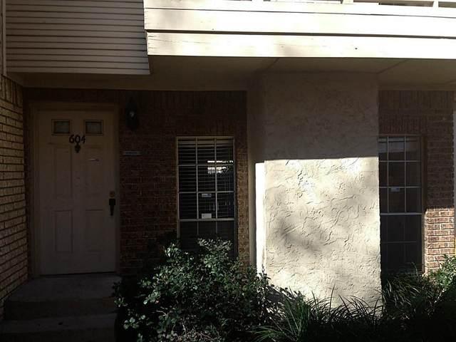 3600 Jeanetta Street #604, Houston, TX 77063 (MLS #56720139) :: The Freund Group