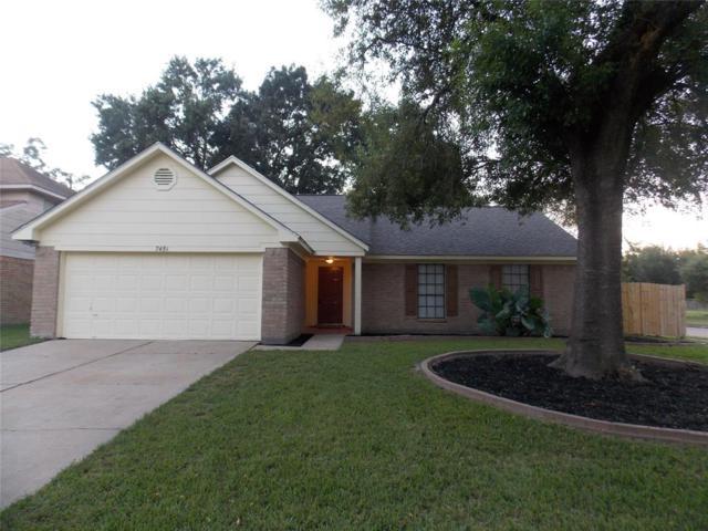 7451 Wood Bluff Boulevard, Houston, TX 77040 (MLS #56741322) :: Fairwater Westmont Real Estate
