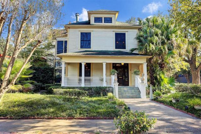 1415 Indiana Street, Houston, TX 77006 (MLS #56745384) :: The Heyl Group at Keller Williams