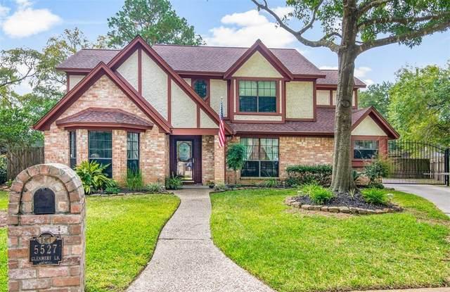 5527 Glenmere Lane, Spring, TX 77379 (MLS #56755105) :: Giorgi Real Estate Group