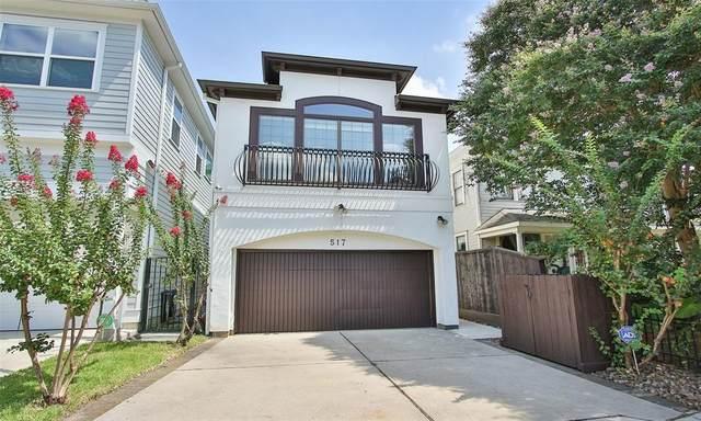 517 W 17th Street, Houston, TX 77008 (MLS #56761854) :: The Property Guys