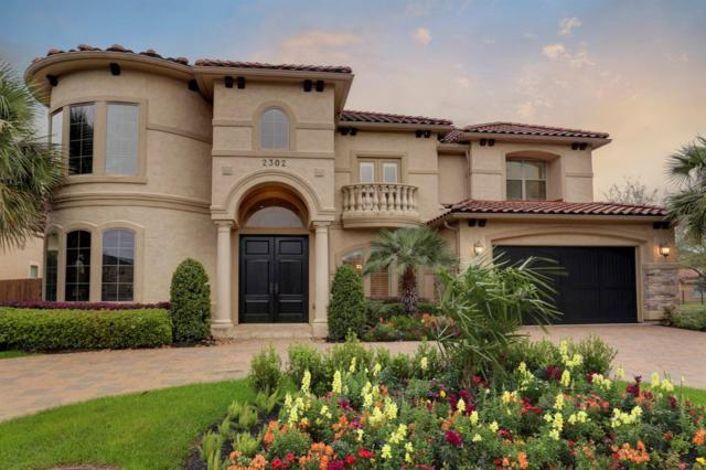 2302 Summerblossom Lane, Houston, TX 77077 (MLS #56764912) :: The Home Branch