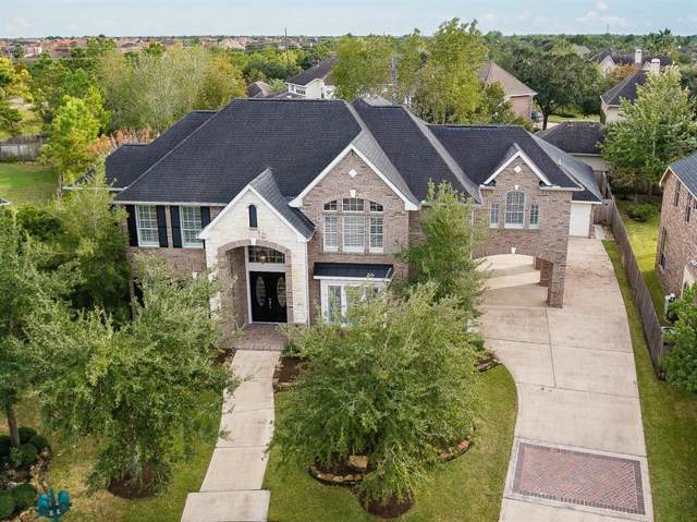 19203 Cohen Green Lane, Houston, TX 77094 (MLS #56767015) :: Texas Home Shop Realty