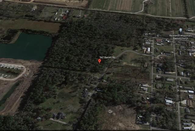 547 Barrett Road, Crosby, TX 77532 (MLS #56778826) :: Caskey Realty