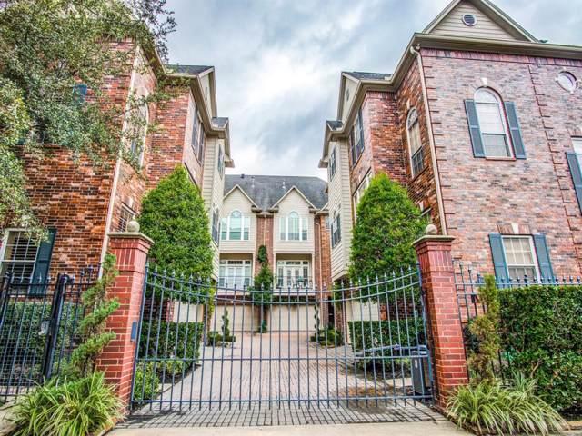 1005 Crocker Street B, Houston, TX 77019 (MLS #56786755) :: Ellison Real Estate Team