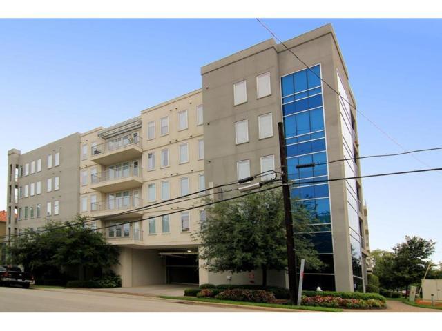 505 Jackson Hill Street #206, Houston, TX 77007 (MLS #56794714) :: Giorgi Real Estate Group