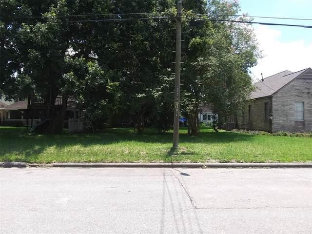 0 Sue Street, Houston, TX 77009 (MLS #56801983) :: My BCS Home Real Estate Group