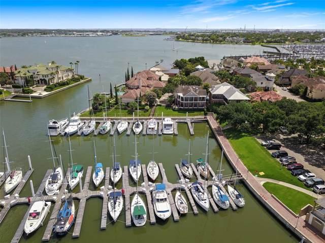 16 Mariners Lane, Kemah, TX 77565 (MLS #56803547) :: Texas Home Shop Realty