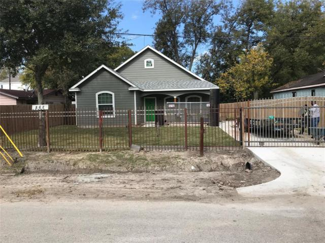 862 Prosper Street, Houston, TX 77088 (MLS #56825380) :: The SOLD by George Team