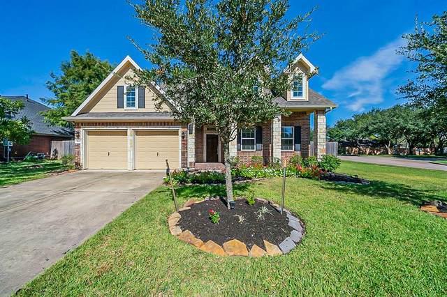 1601 Gatecreek Drive, Pearland, TX 77581 (MLS #56825946) :: Lerner Realty Solutions
