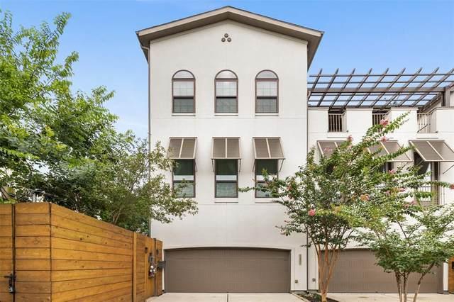 1421 Knox Street, Houston, TX 77007 (MLS #56827511) :: The Freund Group