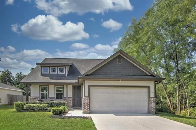 713 Springwood Drive, Conroe, TX 77385 (#56837528) :: ORO Realty