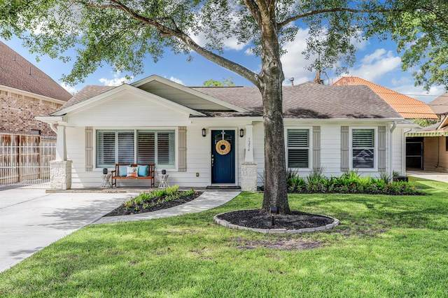 1254 Althea Drive, Houston, TX 77018 (MLS #56840135) :: The Heyl Group at Keller Williams