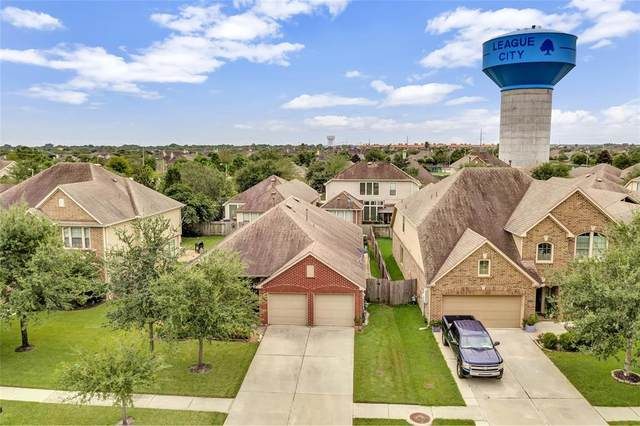 3117 Crystal Cascade Lane, League City, TX 77573 (MLS #56843870) :: The SOLD by George Team
