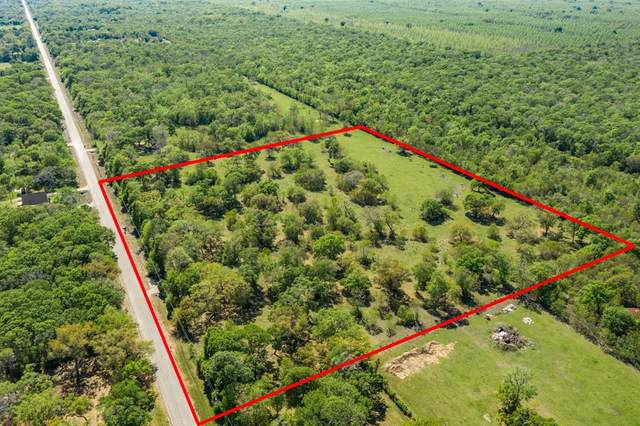 0 County Road 289, Sweeny, TX 77480 (MLS #56848676) :: Michele Harmon Team