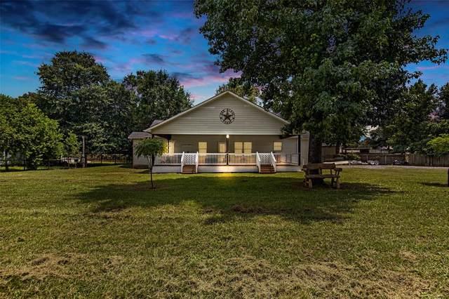 21602 County Road 3748, Splendora, TX 77372 (MLS #56851377) :: Texas Home Shop Realty