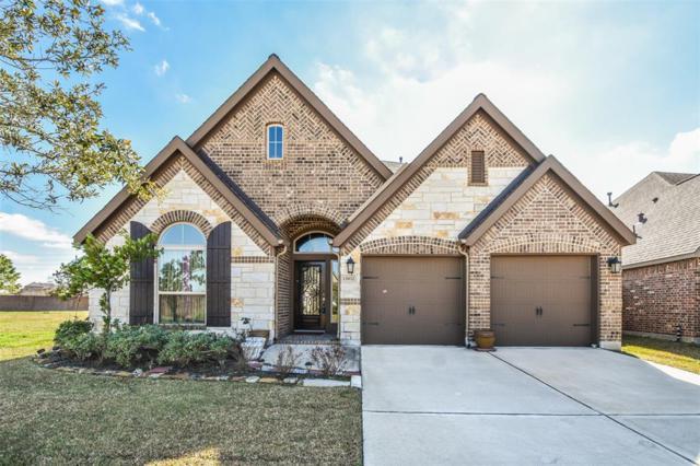 13932 Palm Ridge Lane, Pearland, TX 77584 (MLS #56856333) :: Caskey Realty