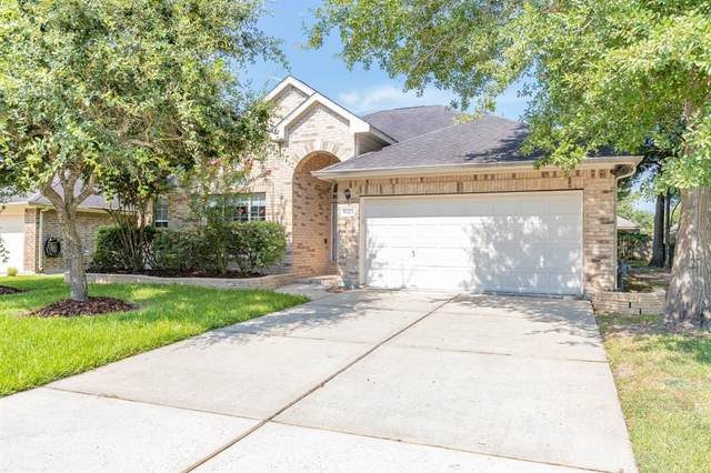 18423 Half Moon Trail Trail, Humble, TX 77346 (MLS #56859795) :: The SOLD by George Team