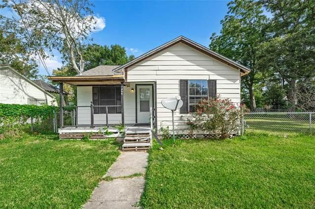 306 E Gulf Street, Baytown, TX 77520 (MLS #56862890) :: Homemax Properties