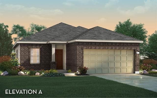 7306 Parkview Drive, Hitchcock, TX 77563 (#56867375) :: ORO Realty