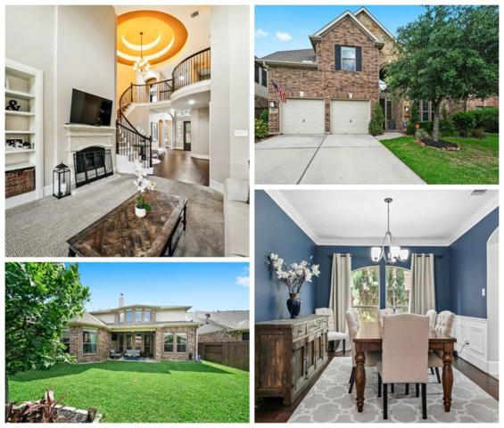 14819 Ashley Creek Court, Humble, TX 77396 (MLS #56869501) :: The Heyl Group at Keller Williams
