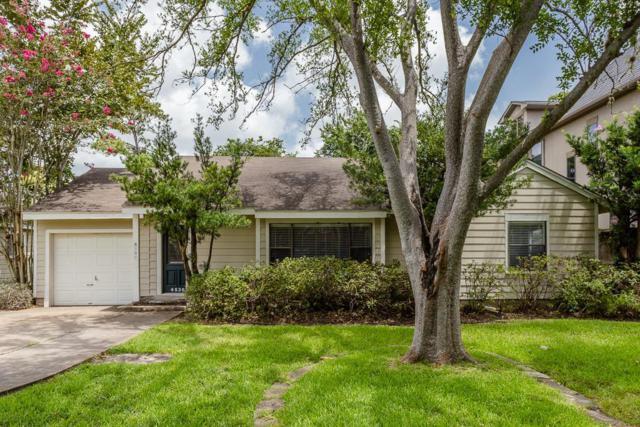 4536 Park Court, Bellaire, TX 77401 (MLS #56876680) :: Oscar Fine Properties