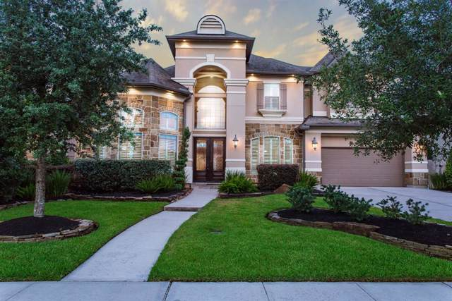1103 Hackberry Branch Lane, Friendswood, TX 77546 (MLS #56880941) :: Rachel Lee Realtor