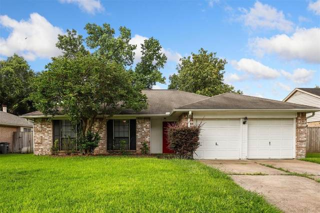 2418 Woodwind Drive, Richmond, TX 77406 (MLS #56884776) :: Lerner Realty Solutions