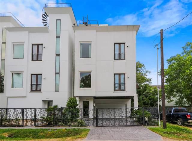 5507 Rose Street, Houston, TX 77007 (MLS #56886829) :: Green Residential