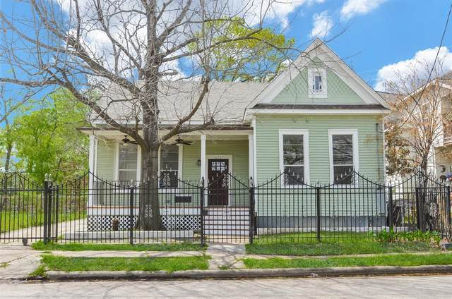 1717 Hardy Street, Houston, TX 77026 (MLS #56887133) :: Giorgi Real Estate Group