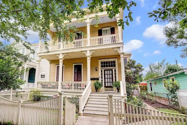 1823 Sealy Street, Galveston, TX 77550 (MLS #56891704) :: Texas Home Shop Realty