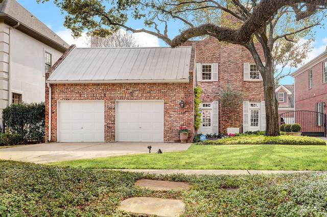 3415 Tangley Road, West University Place, TX 77005 (MLS #56893124) :: Lerner Realty Solutions