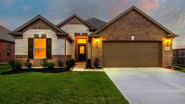 3302 Regal Park Lane, Pearland, TX 77584 (MLS #56894670) :: Green Residential