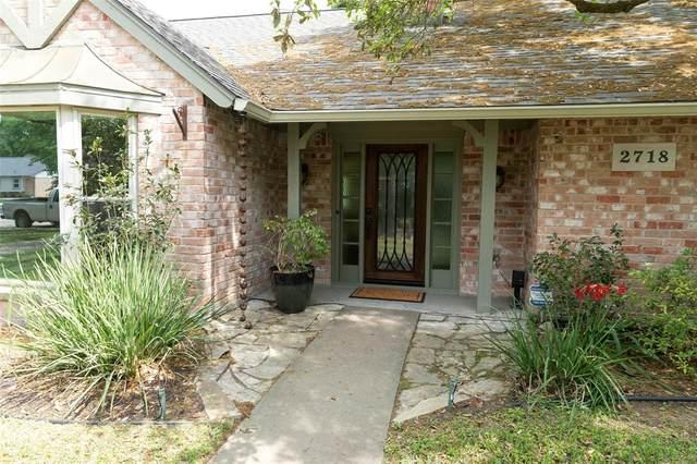 2718 Shadowdale Drive, Houston, TX 77043 (MLS #56896387) :: The Jennifer Wauhob Team