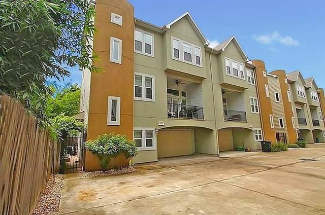 1136 W 26th Street, Houston, TX 77008 (MLS #56900575) :: Giorgi Real Estate Group