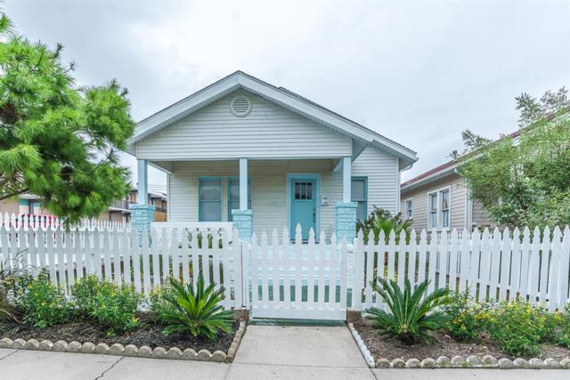 1017 Avenue M, Galveston, TX 77550 (MLS #56904038) :: The Heyl Group at Keller Williams