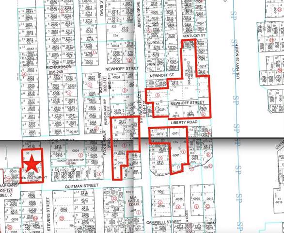 2505 Stevens Street, Houston, TX 77026 (MLS #56914153) :: Texas Home Shop Realty