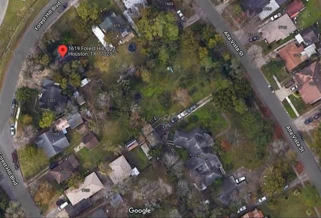 1619 Forest Hill Boulevard, Houston, TX 77023 (MLS #56914421) :: Caskey Realty