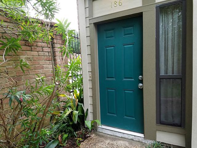 1201 Mcduffie Street #186, Houston, TX 77019 (MLS #56929104) :: Krueger Real Estate