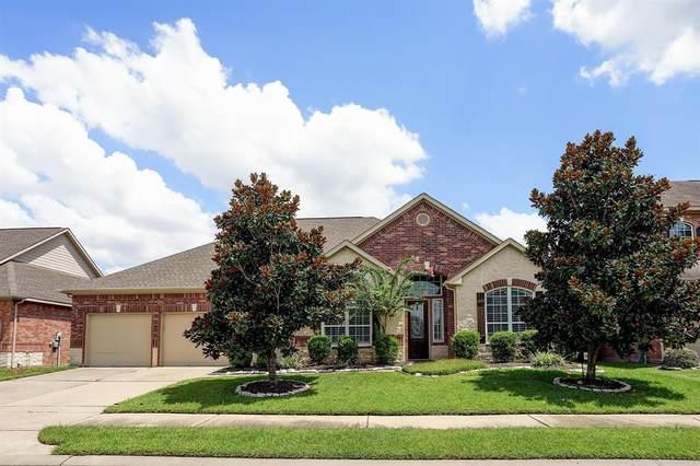 24922 Florina Ranch Drive, Katy, TX 77494 (MLS #56934323) :: The Bly Team